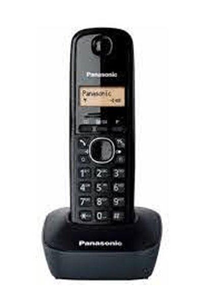 PANASONIC Siyah Telsiz Telefon Kx-tg 1611 Dect