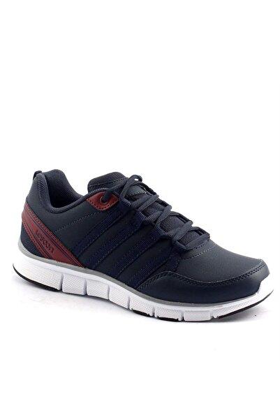 Lescon Unisex Lacivert Yürüyüş Ayakkabısı
