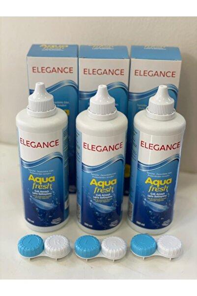 Elegance Aqua Fresh 360 ml Lens Solüsyonu ***3 Adet Fiyatıdır***