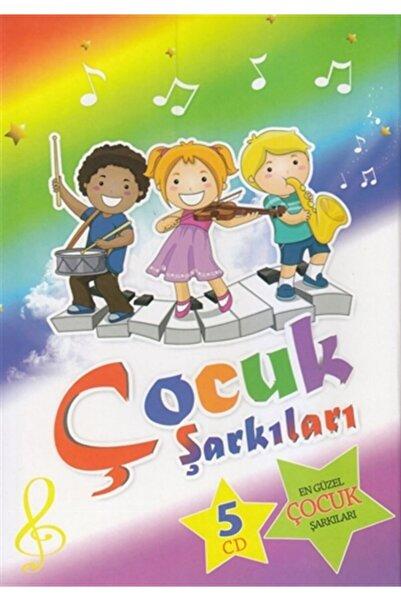 Tfm Müzik Film Yayıncılık Çocuk Şarkıları - En Güzel Çocuk Şarkıları / 5 Cd