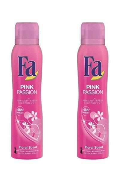 Fa Pink Passion Deosprey 150 Ml X 2 Adet