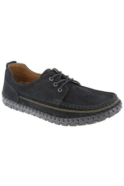 Mammamia Erkek Kahverengi Casual Günlük Hakiki Deri Ayakkabı 7215