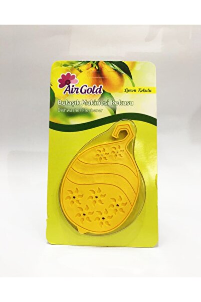 AİR GOLD Limon Esintisi Bulaşık Makinası Kokusu