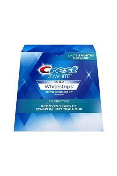 CREST 3d White 1 Hour 1 Saate Bembayaz Diş Beyazlatma Bantları 4 Bant