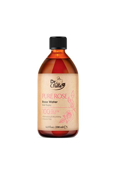 Farmasi Dr.c.tuna Pure Rose Gül Suyu 200 ml