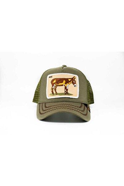 Goorin Bros Unisex Yeşil Standart Şapka