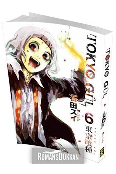 Gerekli Şeyler Yayıncılık Tokyo Gul 6. Cilt