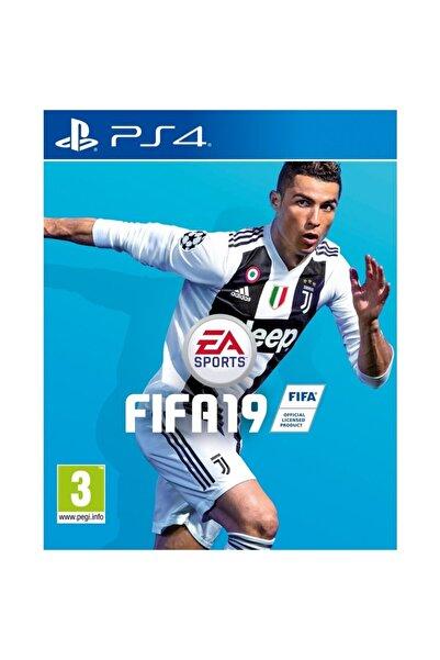 Sony Ps4 Fifa 19 Oyunu