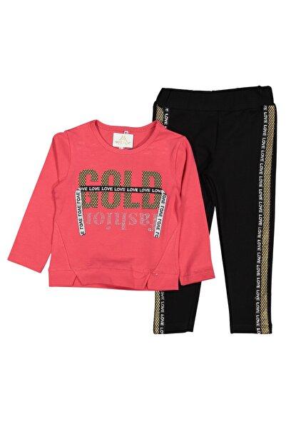 Bellarose Gold Fashion Taytlı Takım Kız 3/6 Yaş