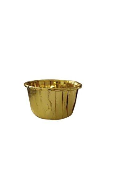 Dolphin Kek Kapsülü Gold Metalik 25'li