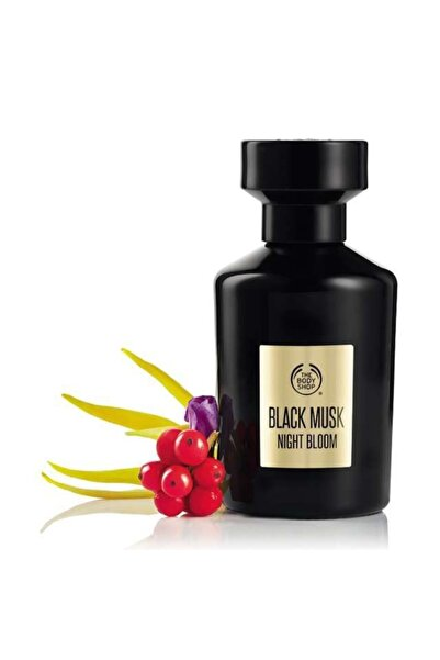 THE BODY SHOP Black Musk Night Bloom Eau De Toilette 60ml