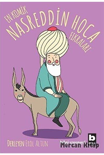 Bilgi Yayınevi En Komik Nasreddin Hoca Fıkraları