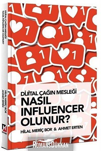 Hürriyet Kitap Dijital Çağın Mesleği Nasıl Influencer Olunur?