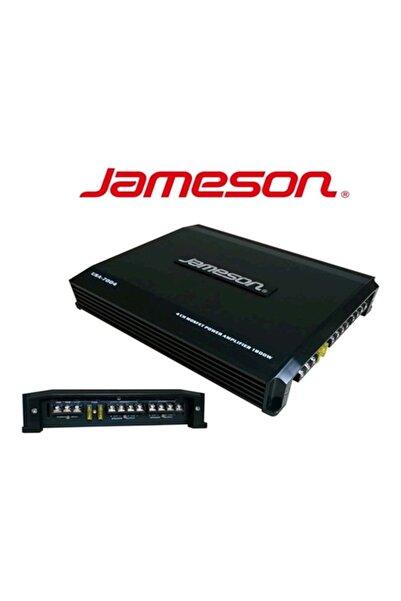 Jameson Usa-7004 4 Kanal 1800w Oto Anfi