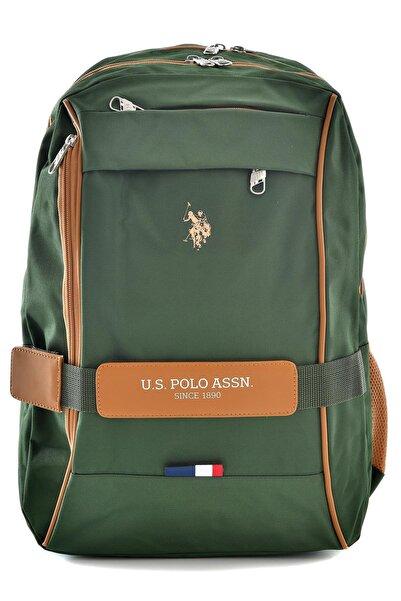 U.S. Polo Assn. 20041 Okul Sırt Çantası Yeşil