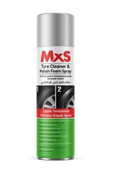 MxS Lastik Temizleme Parlatıcı Köpük Spreyi 500ml