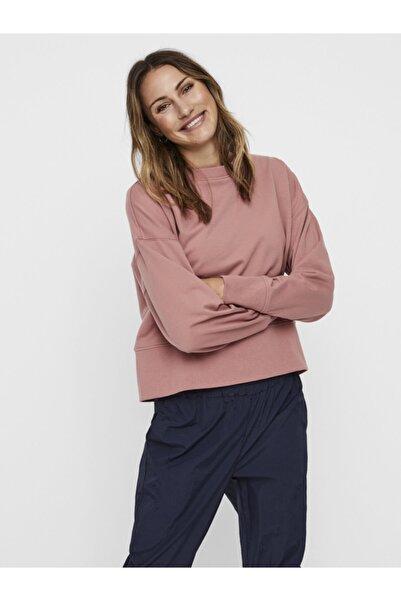 Vero Moda Bol Kesim Sweatshirt 10241392 Vmlenka