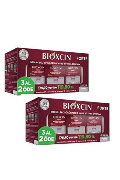 Bioxcin Forte Şampuan 3'lü Set 2 Adet