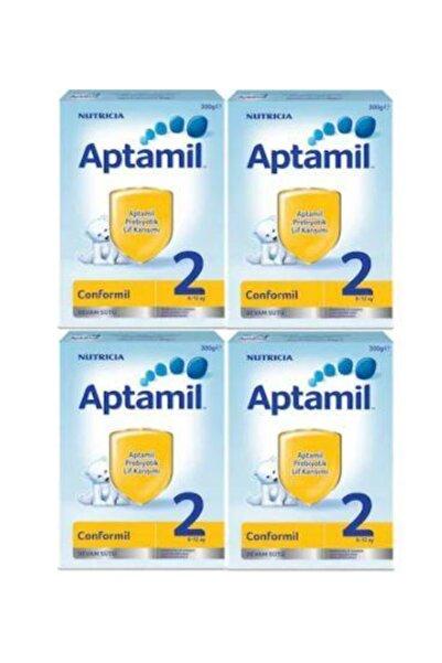 Aptamil Conformil 2 Bebek Sütü 300 Gr 4 Li Paket