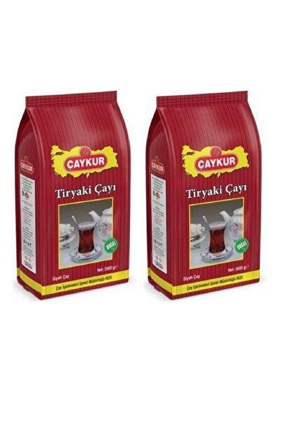 Çaykur Tiryaki 2 Kg X 2 8682718790187