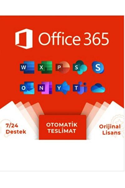 MICROSOFT Office 365 Portal Hesabı 5 Cihaz