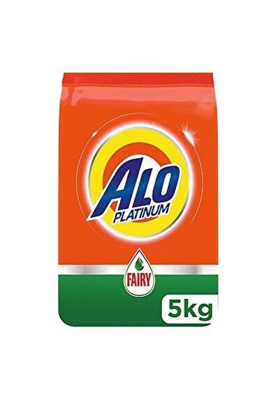 Alo Platinum Fairy Etkili Toz Çamaşır Deterjanı 5 kg