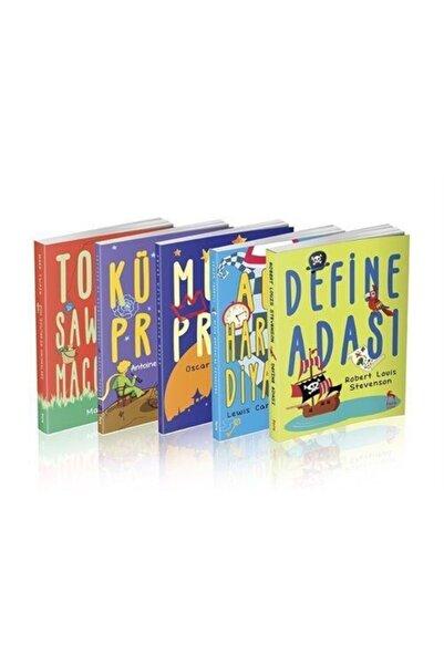 Nora Kitap Nora Çocuk Klasikleri Seti (5 Kitap)