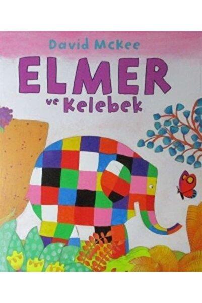 Mikado Yayınları Elmer Ve Kelebek