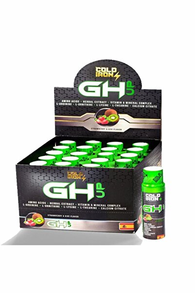 Cold Iron Sports Nutrition Cold Iron Gh-up 20 Shot