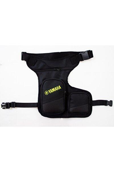 Yamaha Sarı Motosiklet Bacak Çantası