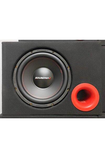 Soundmax Sx-fc12 30 Cm 1500 Watt Kabinli Subwoofer