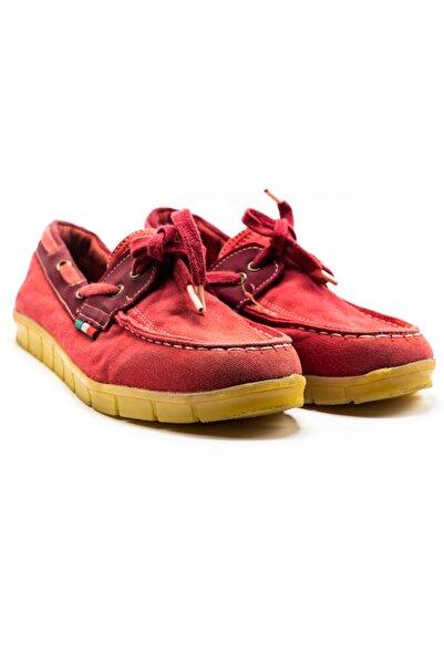 DUNLOP Erkek Bordo Klasik Ayakkabı