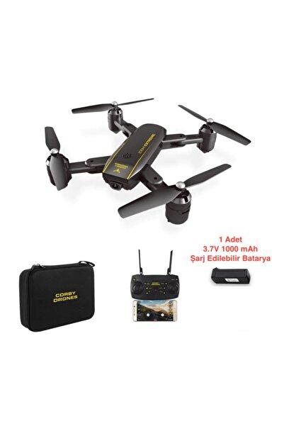 Corby Cx015-1b Zoom Extreme Smart Drone   Katlanabilir   1080p Full Hd   Wifi Kamera   Ios   Android