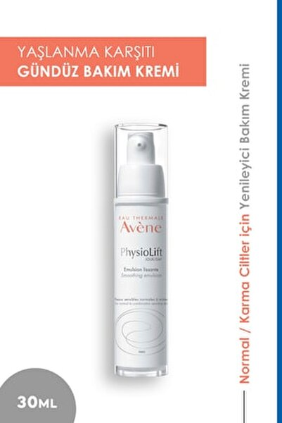 Physiolift Jour Day Emulsion 30 ml - Karma Ciltler İçin