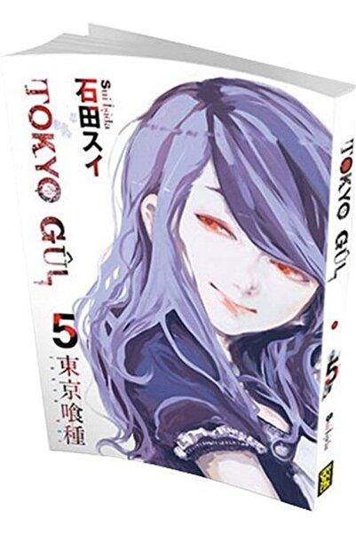 Gerekli Şeyler Yayıncılık Tokyo Gül 5
