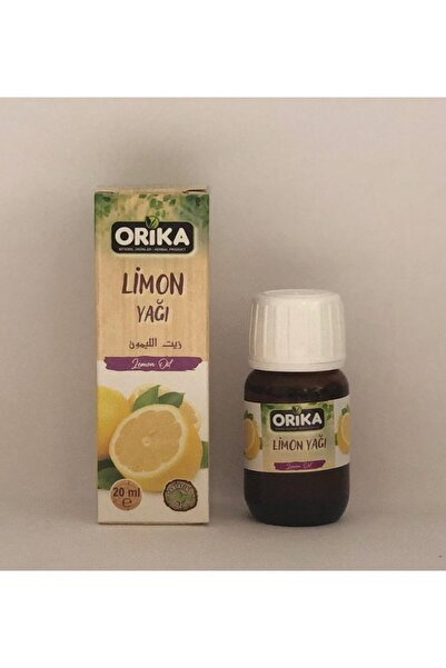 ORİKA Limon Yağı 20 Ml. Ork