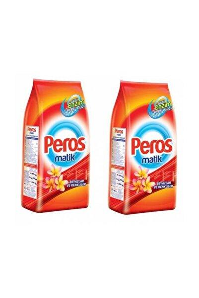 Peros 7 Kg + 7 Kg Iki Adet Çamaşır Deterjanı Beyazlar Ve Renkliler