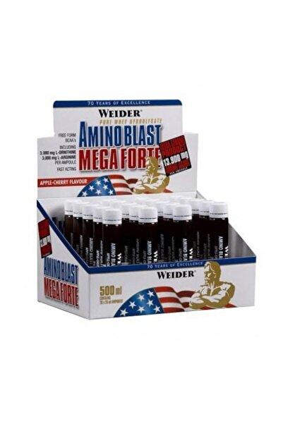 Weider Amino Liquid Mega Forte 13,900 mg/ampul - 20 Ampul