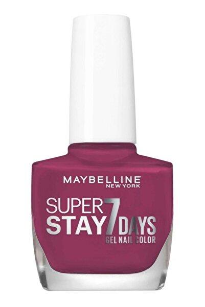Maybelline New York Super Stay Oje- 255 Mauve On