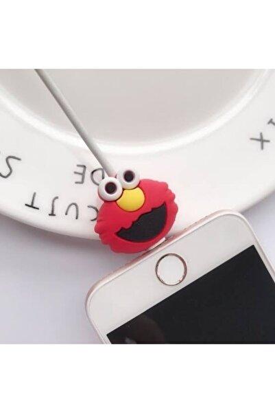 MY MÜRDÜM Kablo Koruyucu Sevimli Elmo