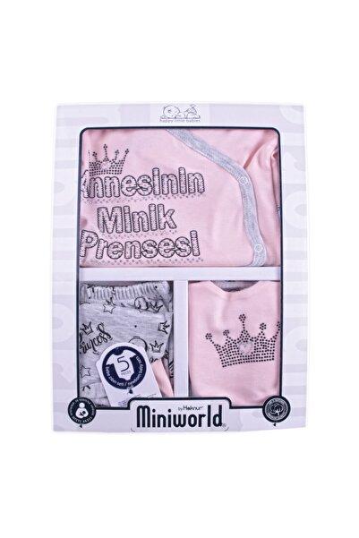Miniworld Beşli Zıbın Seti (annesinin Minik Prensesi)