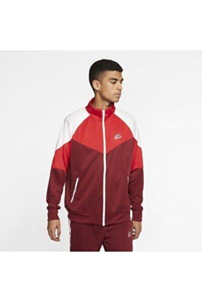 Nike Erkek Bordo Sportswear Wındrunner Ceket