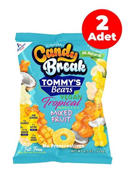 Tommy's Bears Tropıcal 128 G. 2 Adet