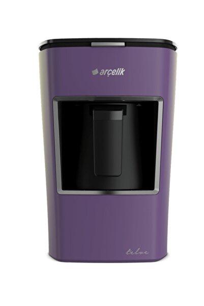 Arçelik Mini Telve Mor Türk Kahve Makinesi