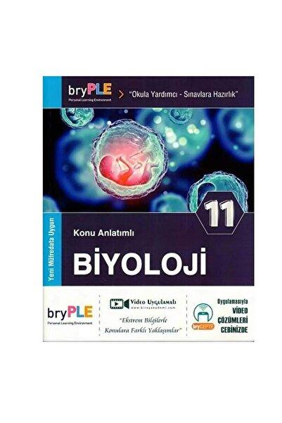 Birey Akademi Birey Yayınları 11. Sınıf Biyoloji Konu Anlatımlı
