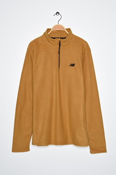 New Balance Erkek Spor Sweatshirt - Polar - MTC0302-FRS
