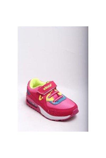 Vicco Pembe Işıklı Spor Ayakkabı