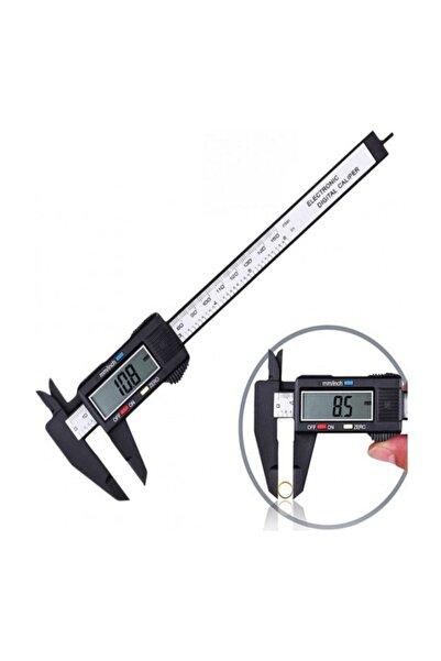 Gomax Dijital Elekronik Lcd Kumpas Mikrometre Ölçme Aleti-ölçüm Cihazı