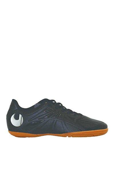 UHLSPORT Unisex Siyah Rust 2.0 Indoor Futsal Ayakkabısı