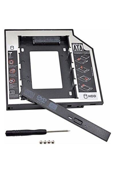 Notespare 9.5mm Hdd Caddy Kızak Notebook Laptop Dvd To Ssd Kutu Sata 4717p